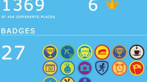 Wat is jouw Foursquare infographic?