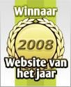 Website van het Jaar verkiezing 2008
