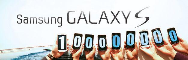 Wereldwijd meer dan 100 miljoen Samsung Galaxy S toestellen verkocht