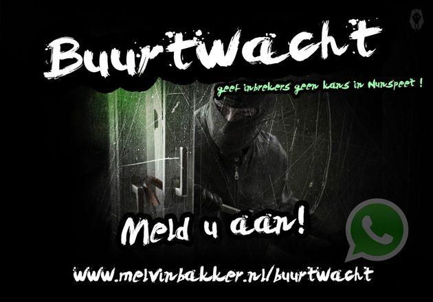 WhatsApp-Buurtwacht