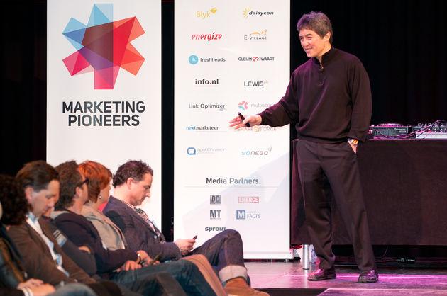 Wil jij kans maken op een gratis toegangskaart voor Marketing Pioneers?