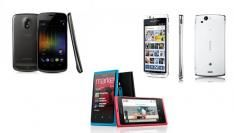 Win een Nokia Lumia 800, Sony Ericsson Xperia Arc S of Samsung Galaxy Nexus