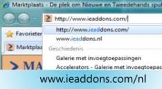 Windows Live en Internet Explorer 8 vernieuwd