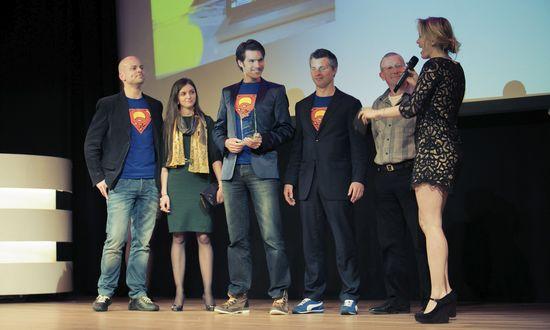 Winnaars Dutch Interactive Awards 2013 bekend