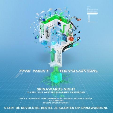 Winnaars SpinAwards 2013