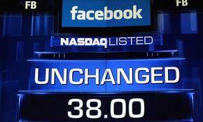 Wordt de markt maandag overspoeld door Facebookaandelen?