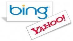 Yahoo Search nu powered by Bing