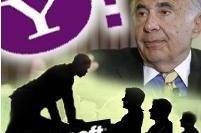 Yahoo veegt de vloer aan met Icahn