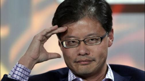 Yerry Yang treedt af als CEO Yahoo