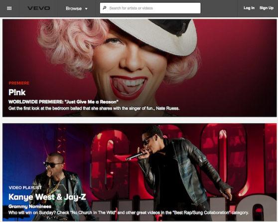 YouTube vernieuwt contract met Vevo en investeert 50 miljoen in de samenwerking