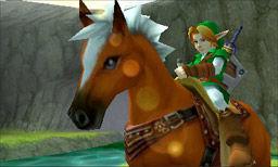 Zelda: Ocarina of Time remake voor de 3DS in aantocht