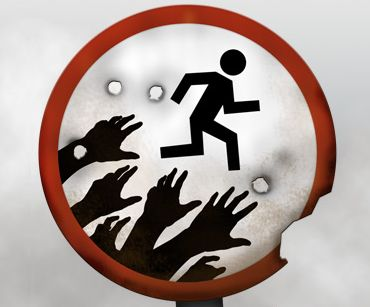 Zombie Run Game binnen een week meest populaire sport-app