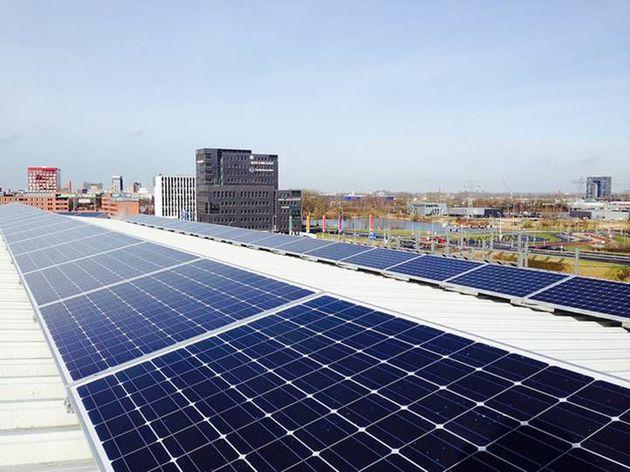 Zonnecentrale op dak stadion Euroborg wordt twee keer zo groot