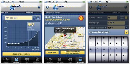 Zuinig rijden met hulp van je iPhone