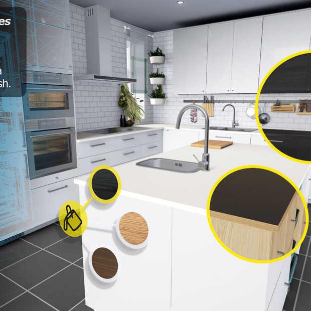 Ikea maakt van je keuken verbouwen een spel in Virtual Reality