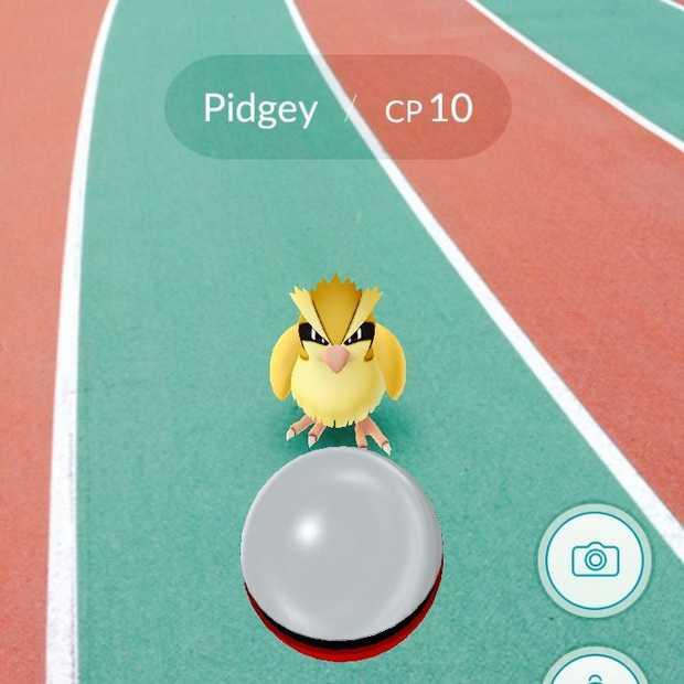 100 miljoen downloads voor Pokémon Go