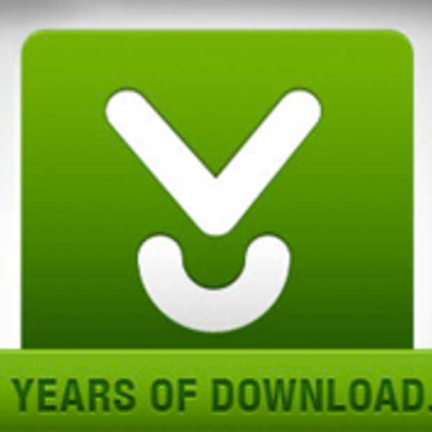 15 jaar Download.com [Infographic]