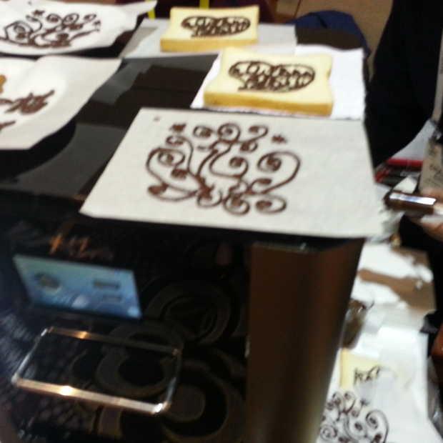 CES 2015: Print je eigen broodbeleg