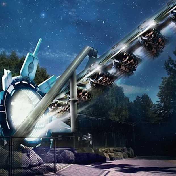 Theme Park onthult een Virtual Reality achtbaan door de ruimte