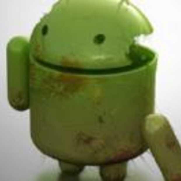 30-40% Android telefoons teruggebracht