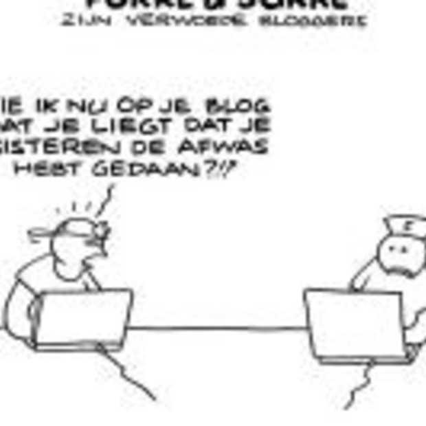 44% van de Europese journalisten aan het bloggen