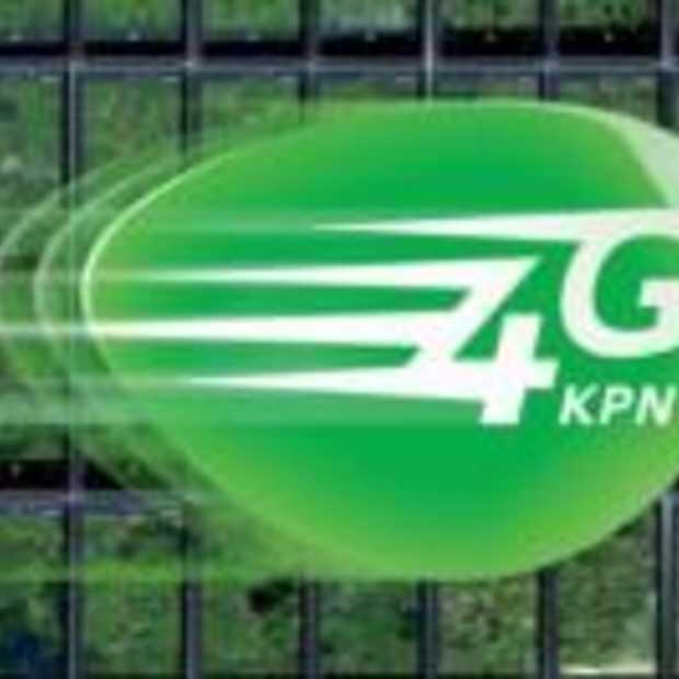 4G van KPN in Amsterdam: 3 tot 6 keer sneller dan 3G