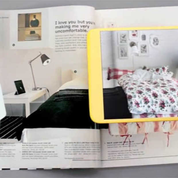 5 beste waarde toevoegende Augmented reality campagnes van 2012