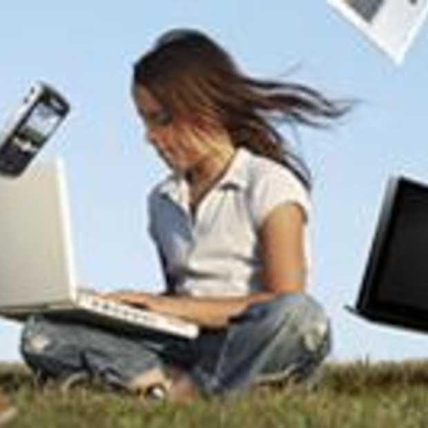 70% van de Nederlandse kinderen actief op sociale netwerken