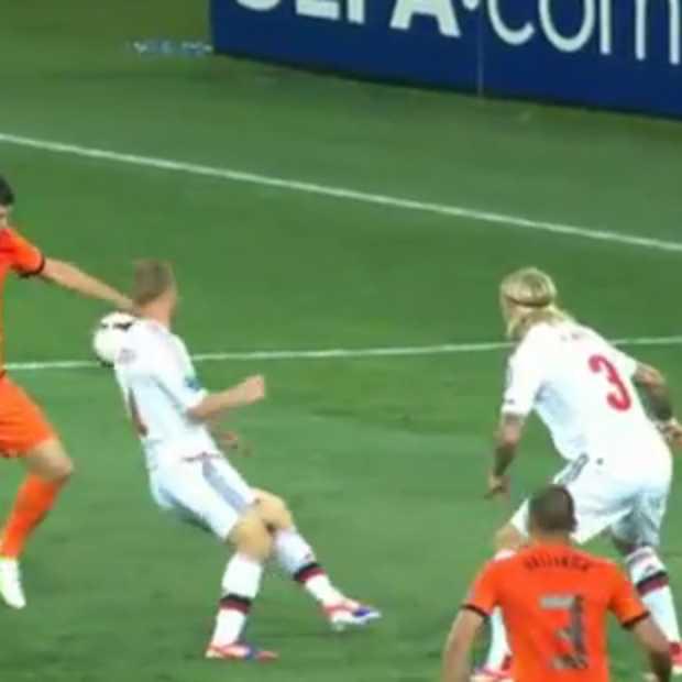 9,8 miljoen mensen zien eerste wedstrijd Oranje