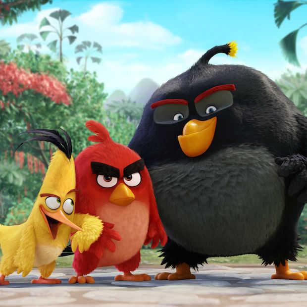 Angry Birds ook beschikbaar als LEGO