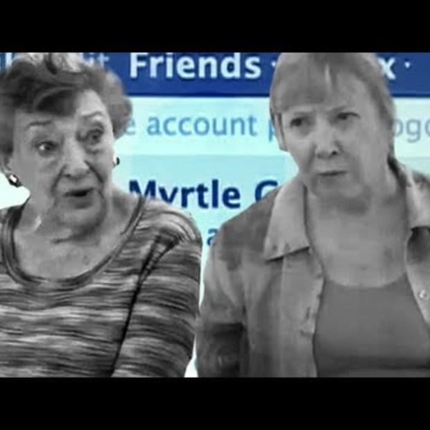 Grannis on Facebook (65+ Video)