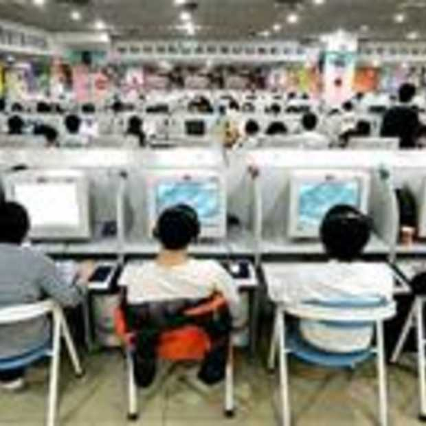 Aantal Chinese internetgebruikers staat op 450 miljoen