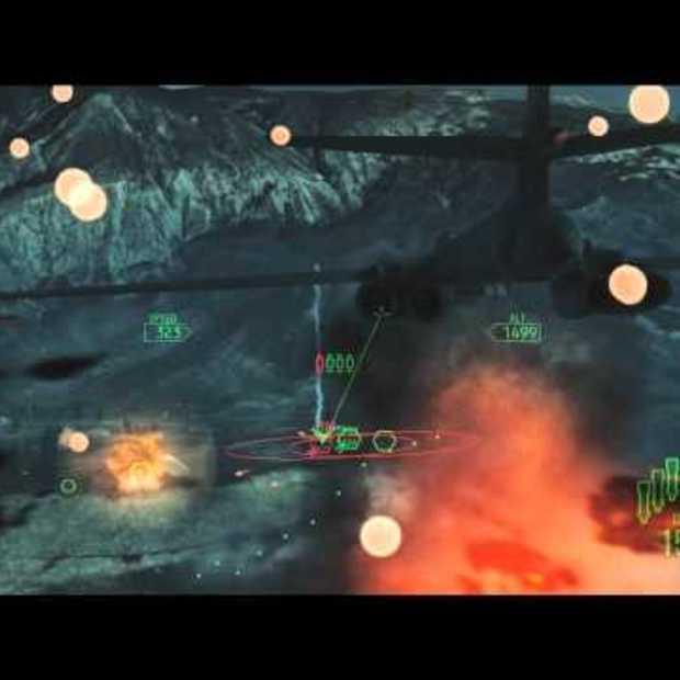 Ace Combat: Assault Horizon trailer