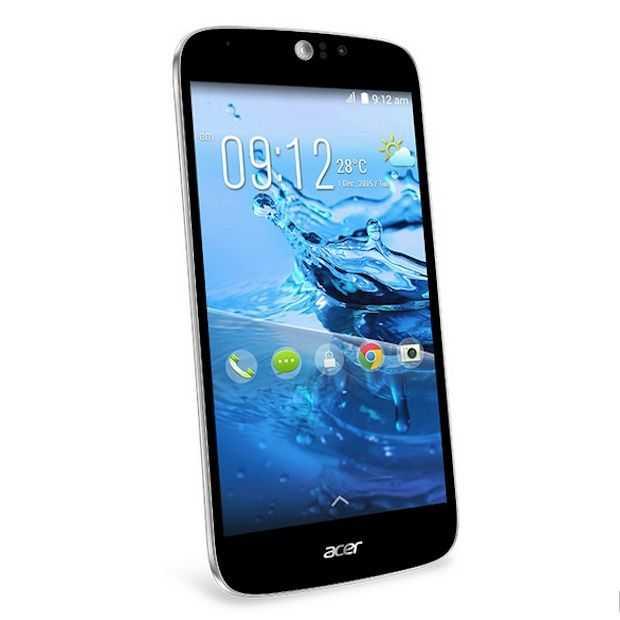 Drie nieuwe Liquid Android smartphones van Acer onthuld