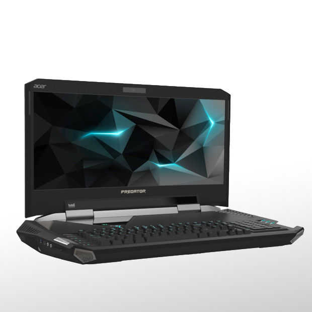 CES: Maakt een gebogen scherm de Predator 21X laptop $9000 waard?
