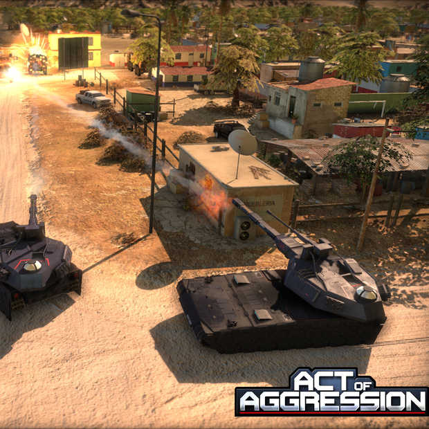 Gezien op Gamescom: Act of Aggression