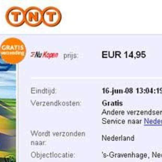 Actie NS, eBay en TNT loopt als een trein