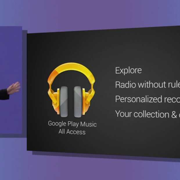 Activeer Google Play Music All Access in Nederland/België