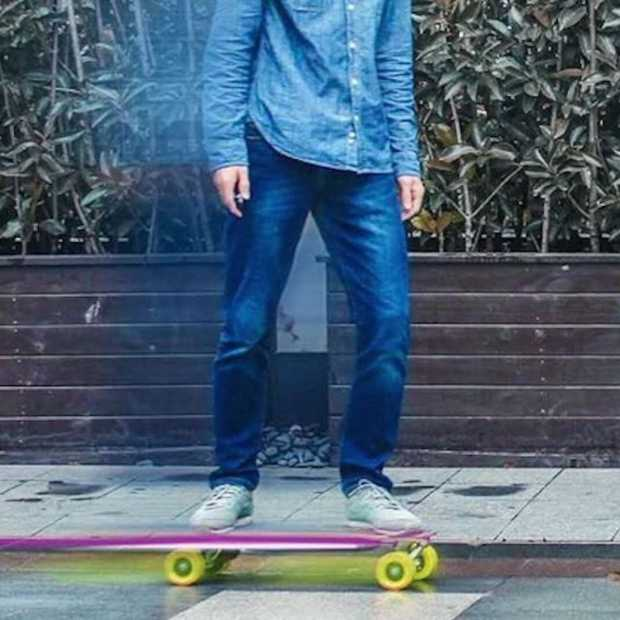 CES Nieuws: elektrisch skateboard kan worden bestuurd met iPhone