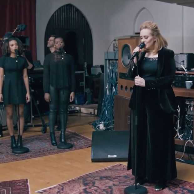 Adele brengt tweede single uit: When We Were Young