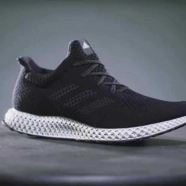 Adidas wil op grote schaal sneakers gaan 3D-printen