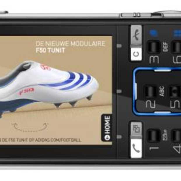 Adidas scoort mobiel tijdens het EK!