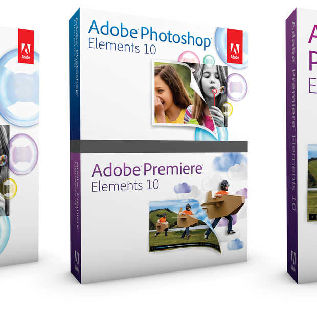 Adobe Elements 10 maakt link met social media