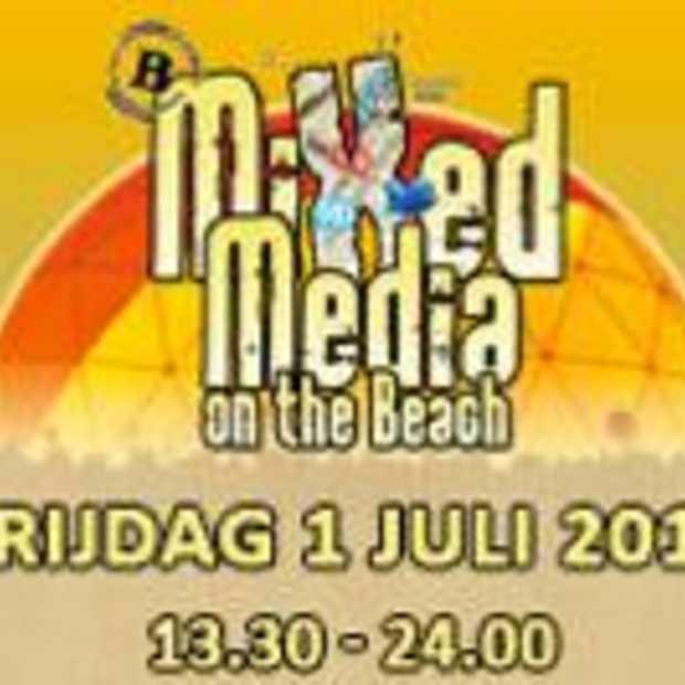 [Adv] Mixed Media on the Beach 2011