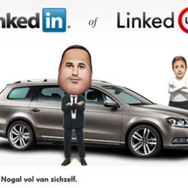 [Adv] Volkswagen introduceert LinkedUit.nl