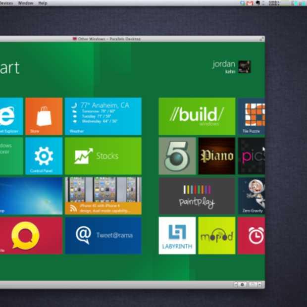 Advies: Mac-gebruikers moeten niet upgraden naar Windows 8