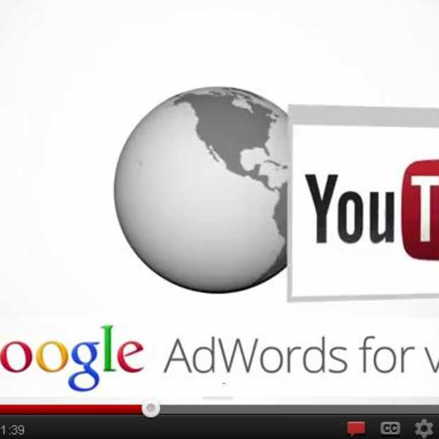 AdWords voor YouTube; een introductie