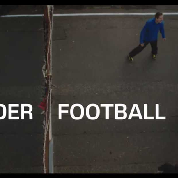 Carlsberg ontroert met Border football commercial