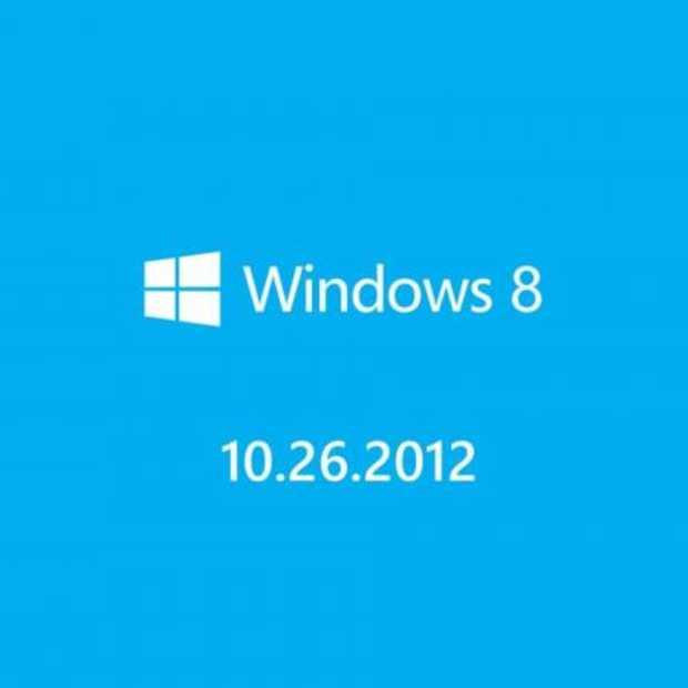 Aftellen naar Windows 8
