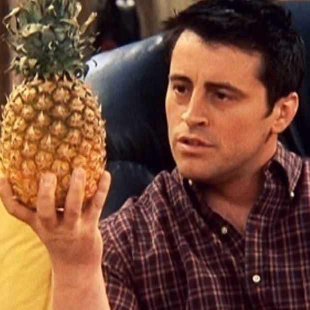Joey uit 'Friends' traint AI